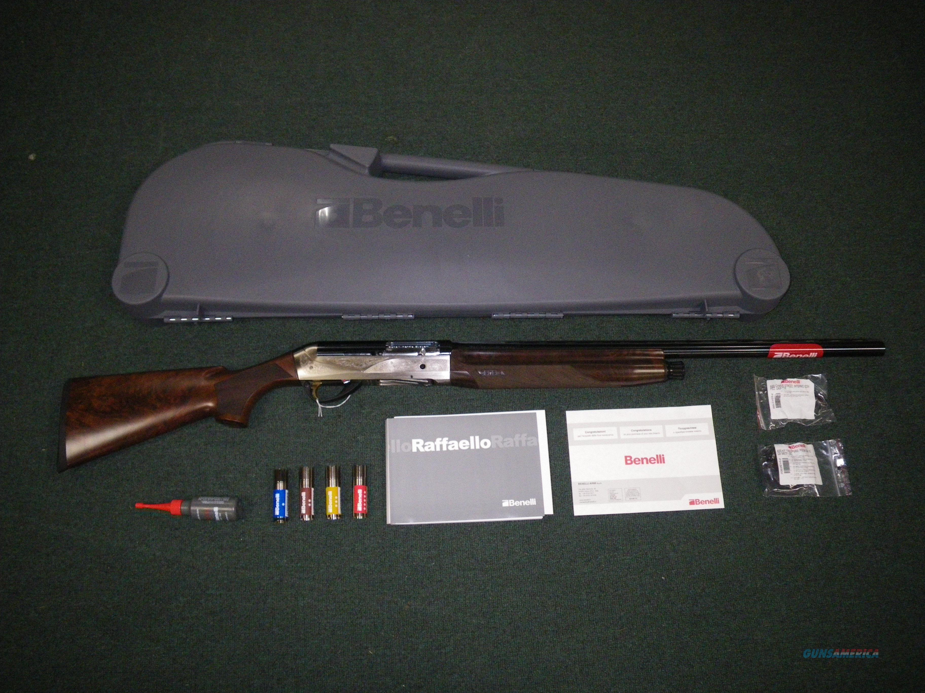 "Benelli Legacy Walnut 12ga 26"" Satin Walnut #10405  Guns > Shotguns > Benelli Shotguns > Sporting"