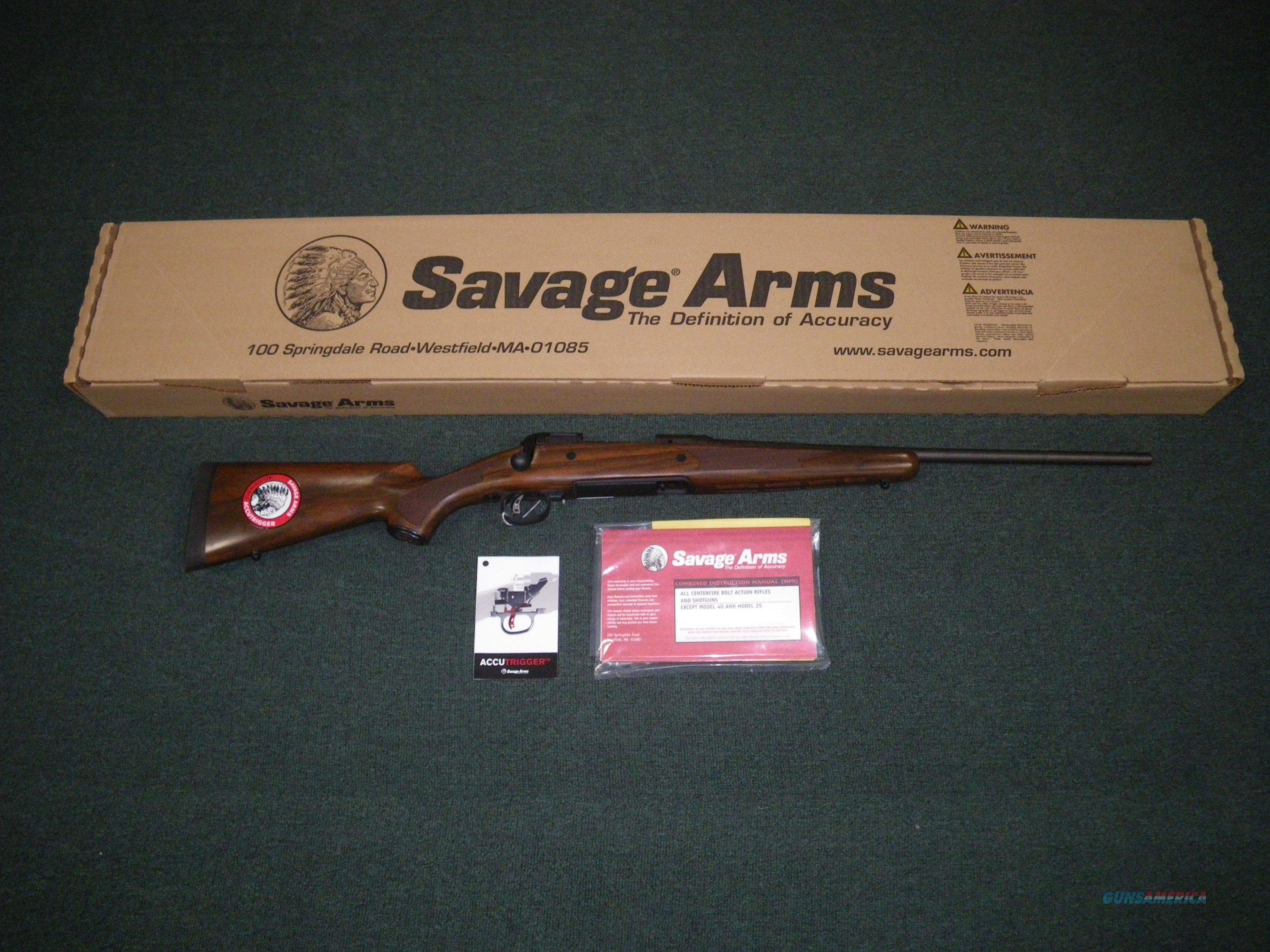 "Savage Model 11/111 Lightweight Hunter 7mm-08 20"" #19207  Guns > Rifles > Savage Rifles > 11/111"