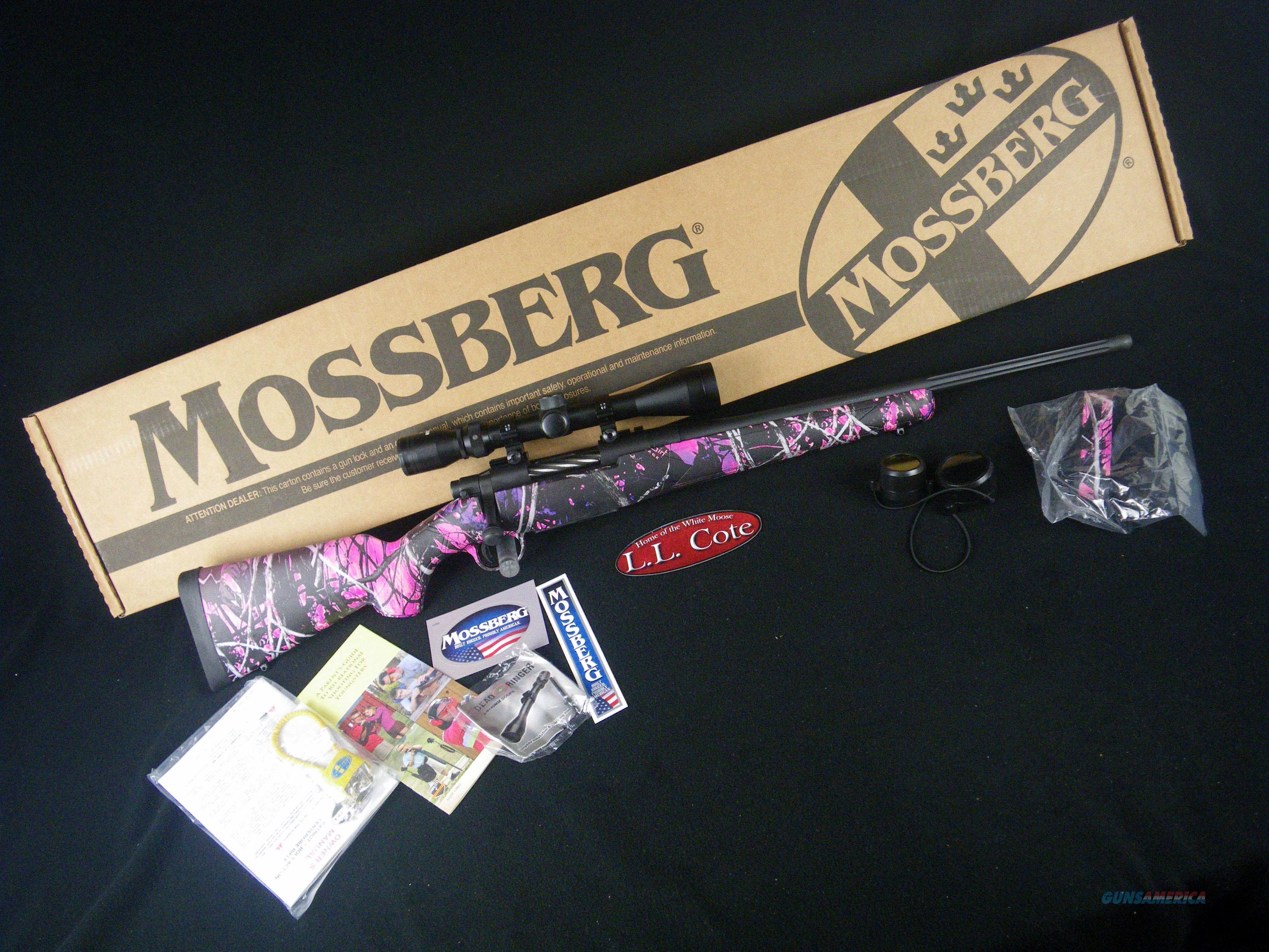 "Mossberg Patriot Super Bantam 243 Win 20"" NEW 27926  Guns > Rifles > Mossberg Rifles > Patriot"