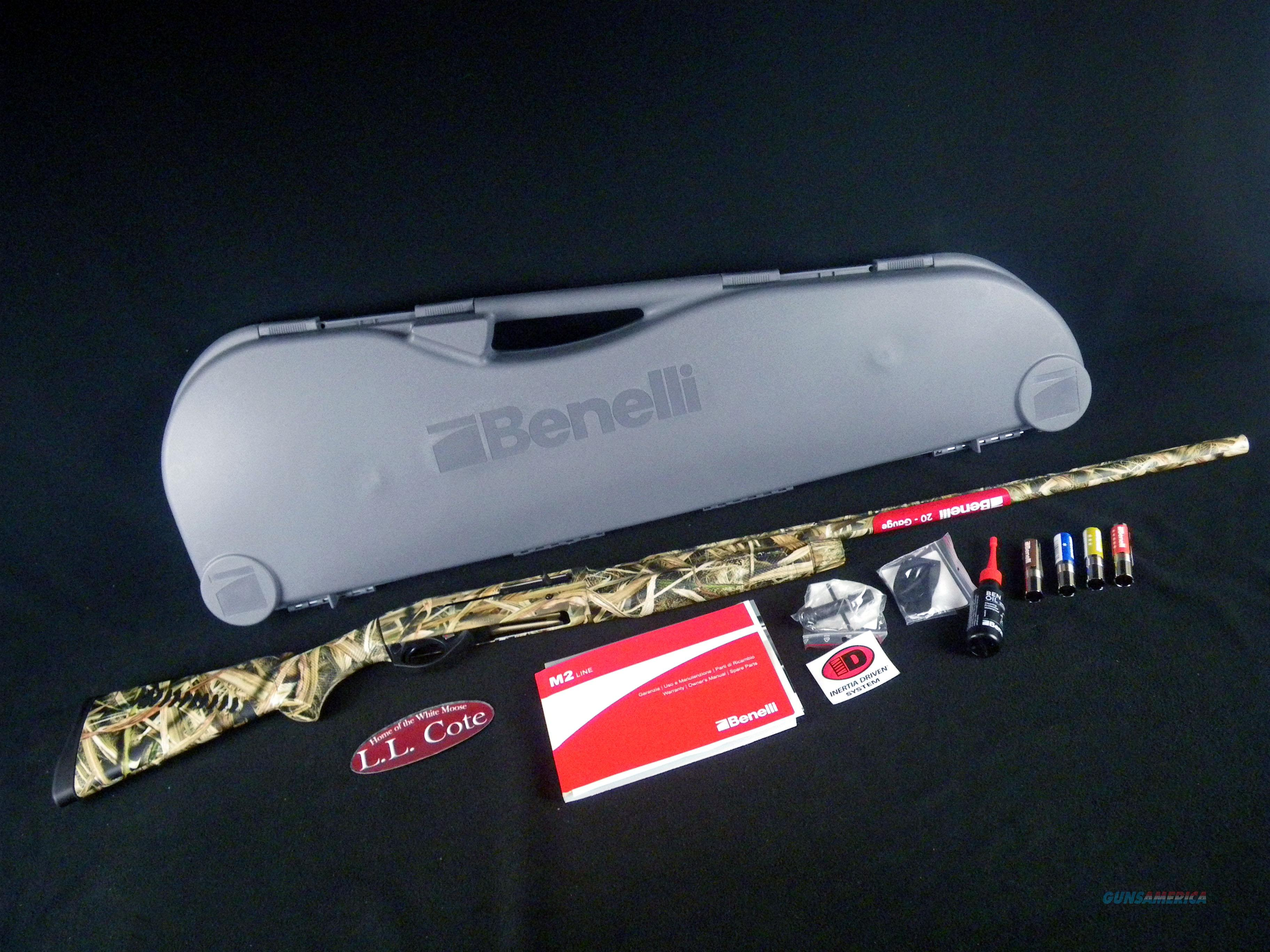 """Benelli M2 Field MOSGB 20ga 26"""" NEW 3"""" 11076Benelli M2 Field MOSGB 20ga 26"""" NEW 3"""" 11076  Guns > Shotguns > Benelli Shotguns > Sporting"""