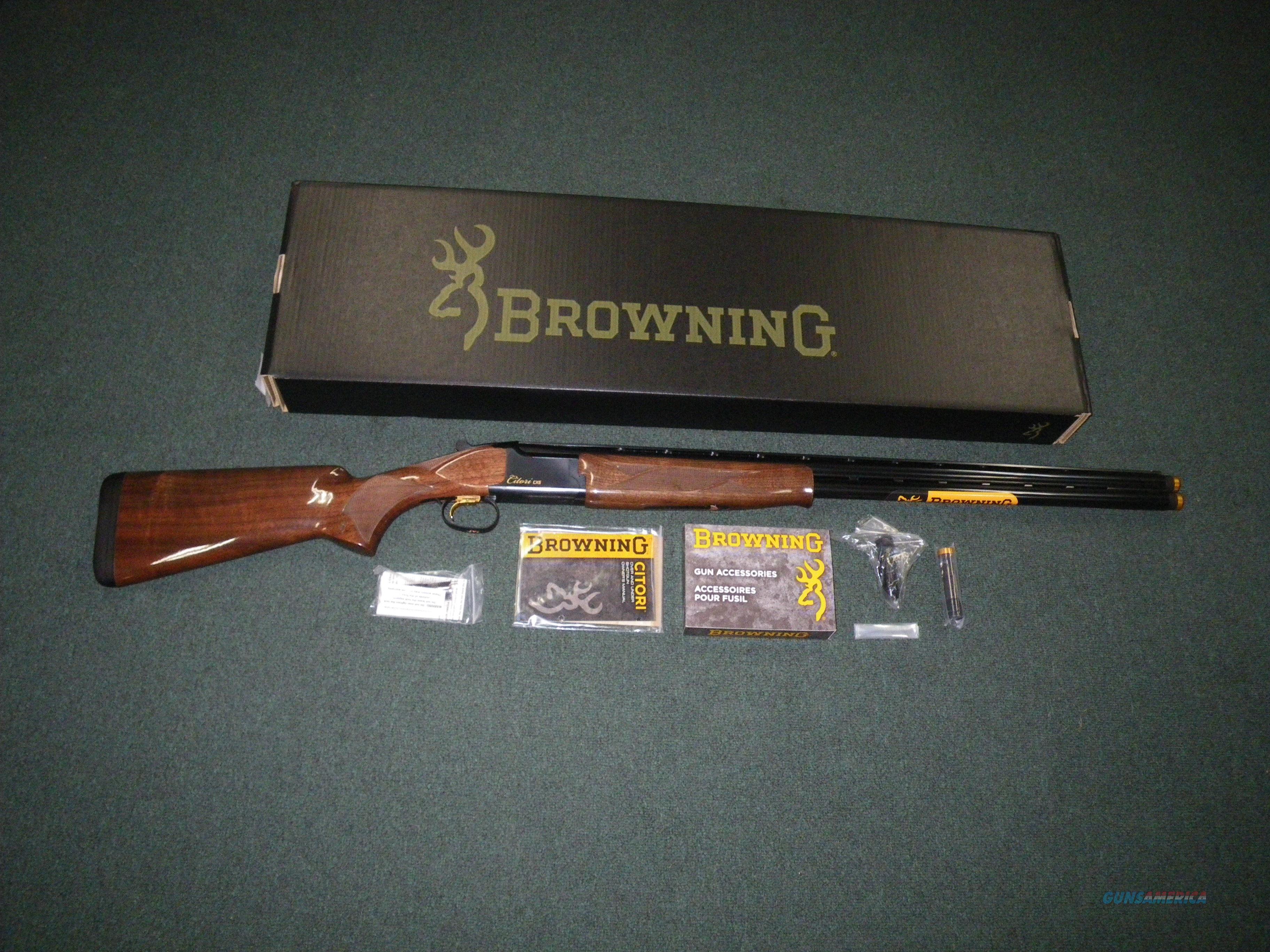 "Browning Citori CXS 12ga 30"" NEW #018073303  Guns > Shotguns > Browning Shotguns > Over Unders > Citori > Hunting"