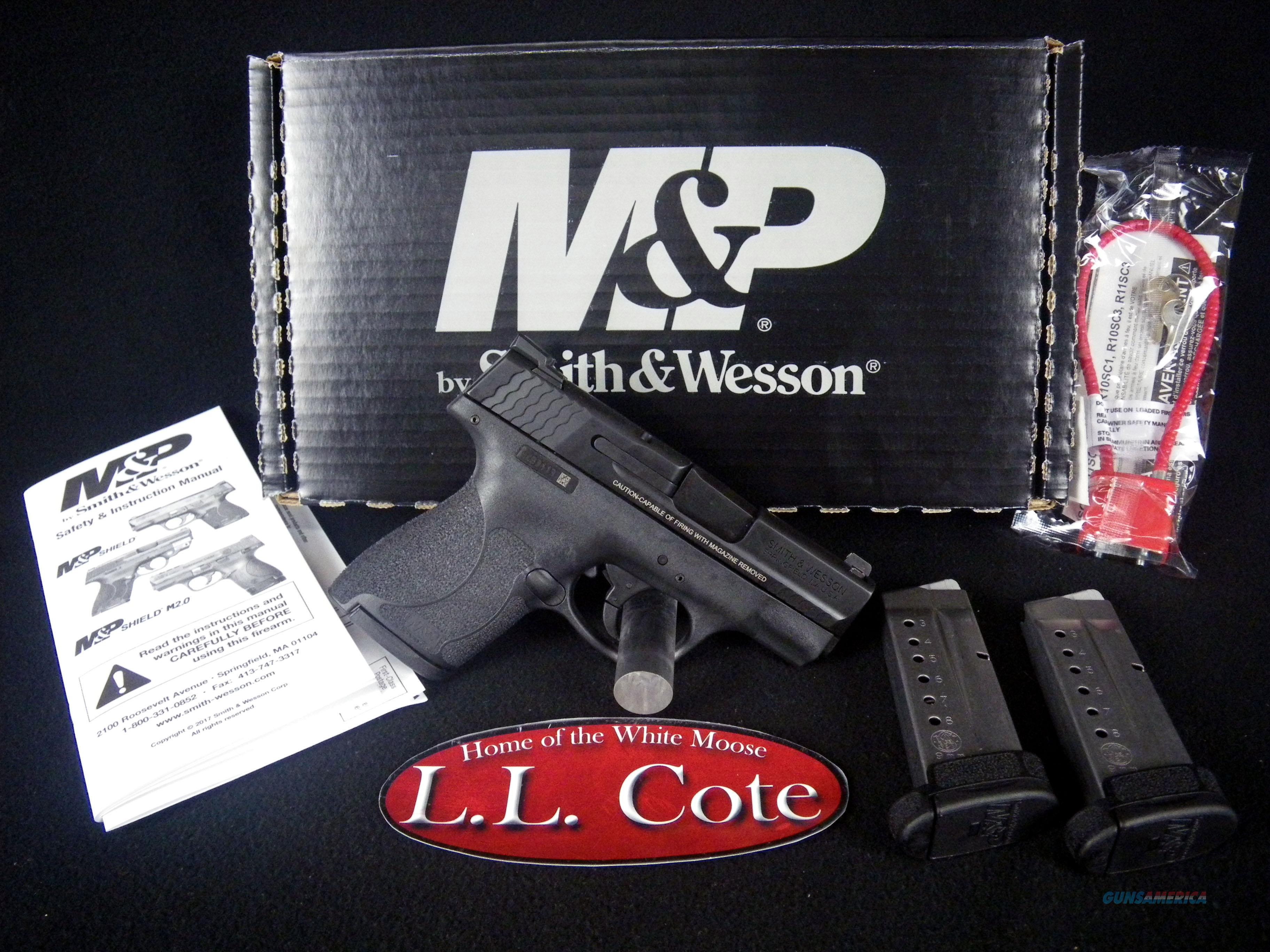 "Smith & Wesson M&P9 Shield M2.0 9mm 3.1"" NEW 11810  Guns > Pistols > Smith & Wesson Pistols - Autos > Shield"