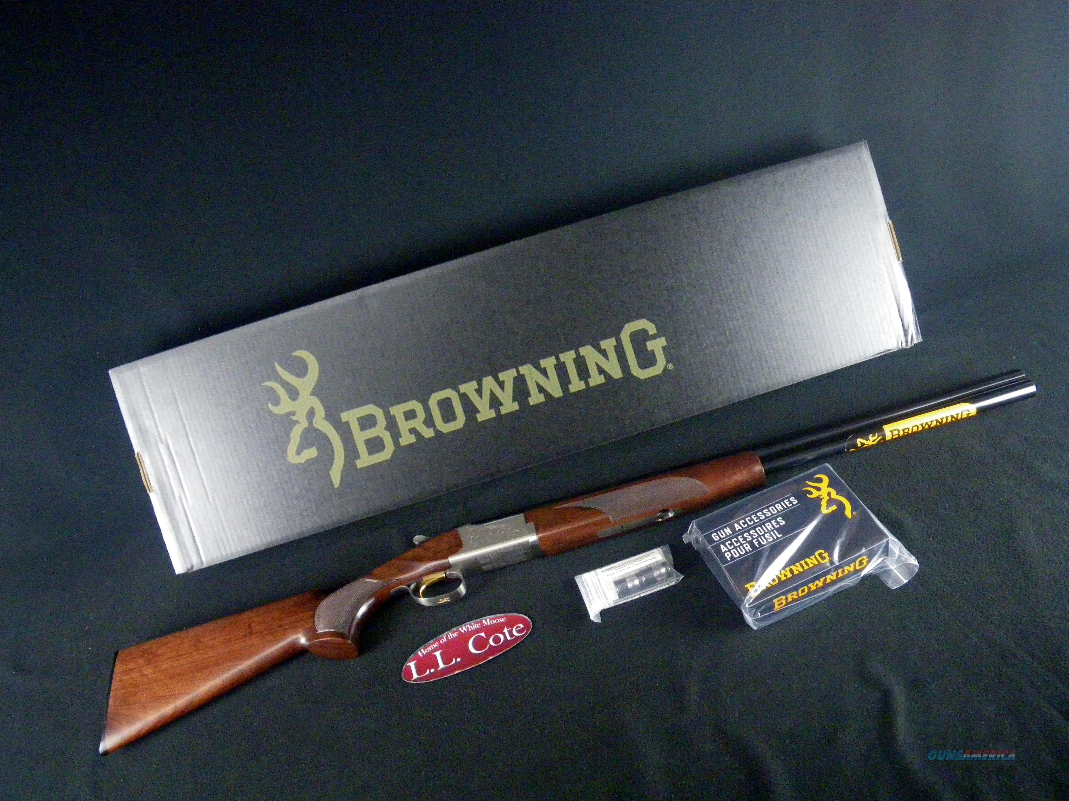 "Browning Citori 525 Field 16ga 26"" NEW 2-3/4"" 018198514  Guns > Shotguns > Browning Shotguns > Over Unders > Citori > Hunting"