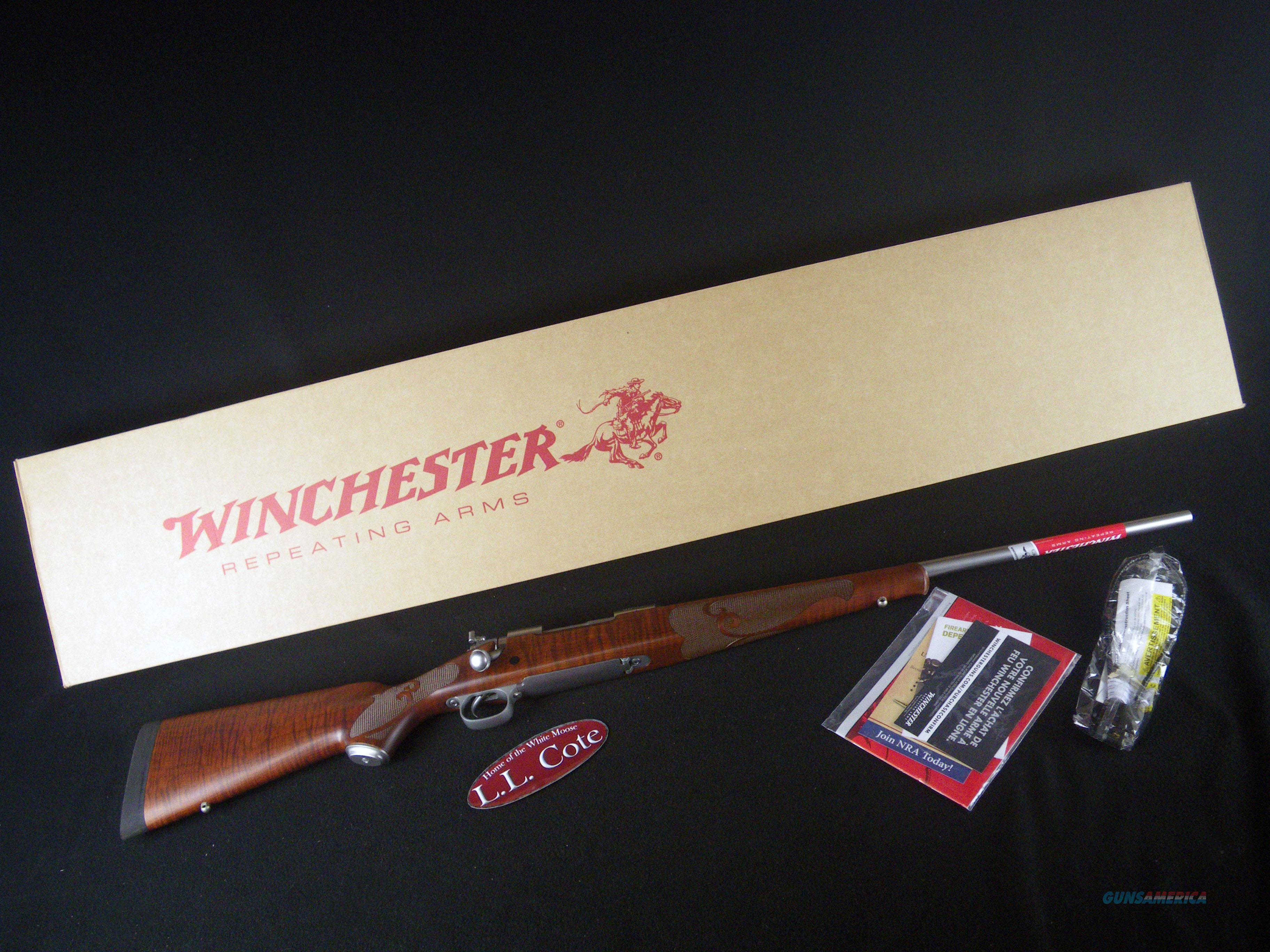 "Winchester Model 70 Featherweight Dark Maple 270 Win 22"" 535236226  Guns > Rifles > Winchester Rifles - Modern Bolt/Auto/Single > Model 70 > Post-64"