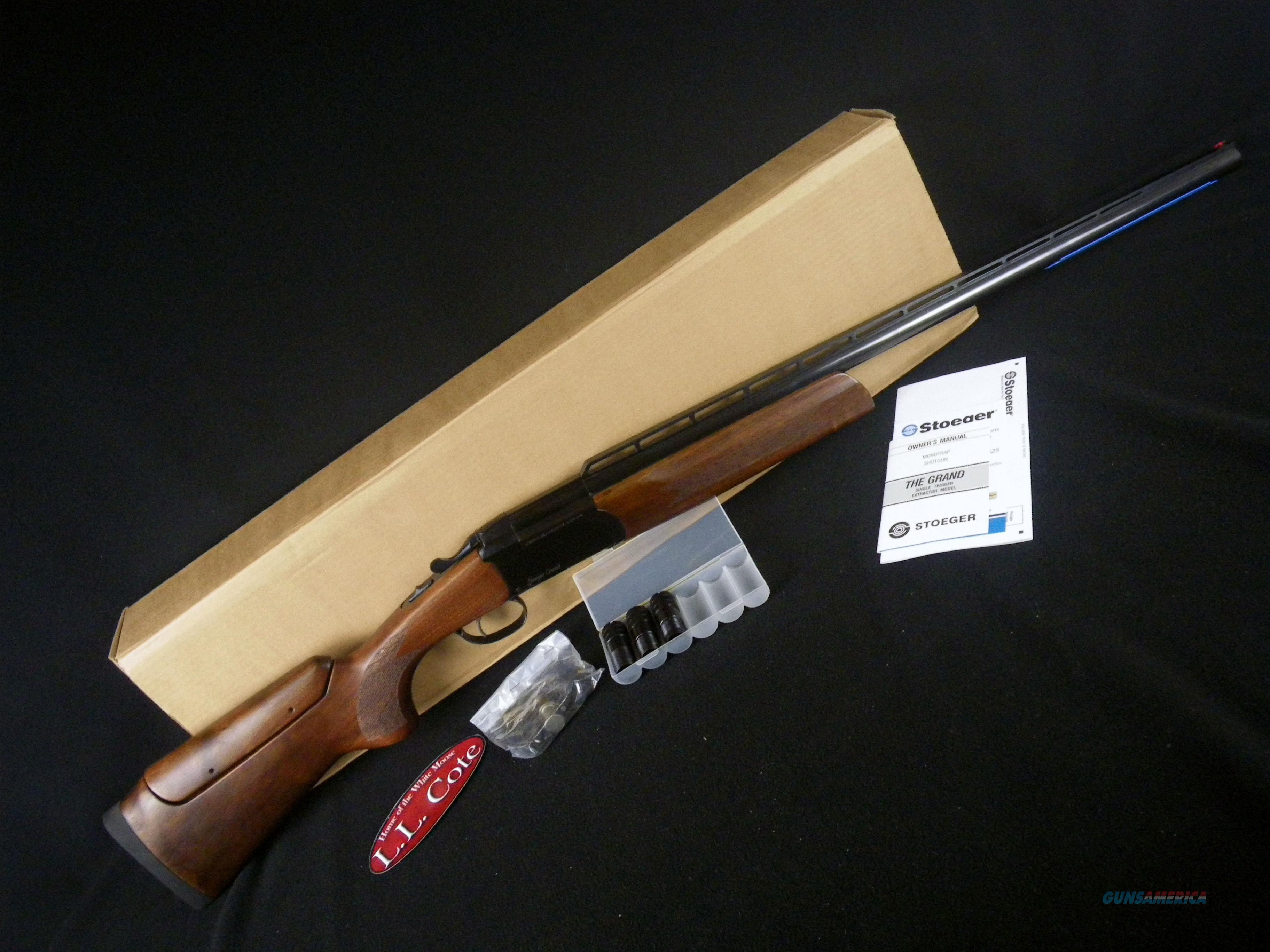 """Stoeger The Grand Shotgun Wood 12ga 30"""" NEW 31675  Guns > Shotguns > Stoeger Shotguns"""