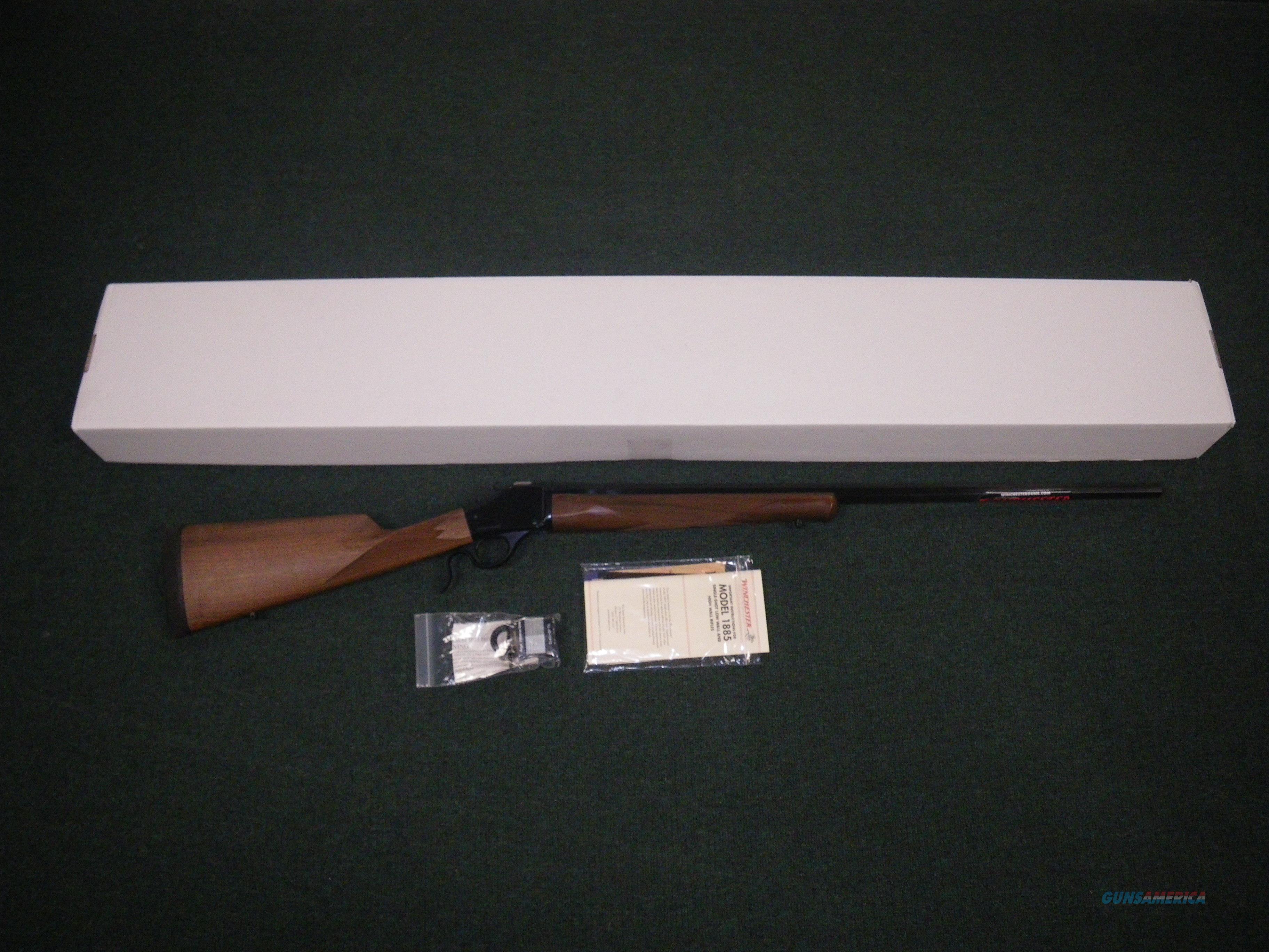 """Winchester 1885 High Wall 308 Win 28"""" Octagon NEW #534112220  Guns > Rifles > Winchester Rifles - Modern Bolt/Auto/Single > Single Shot"""