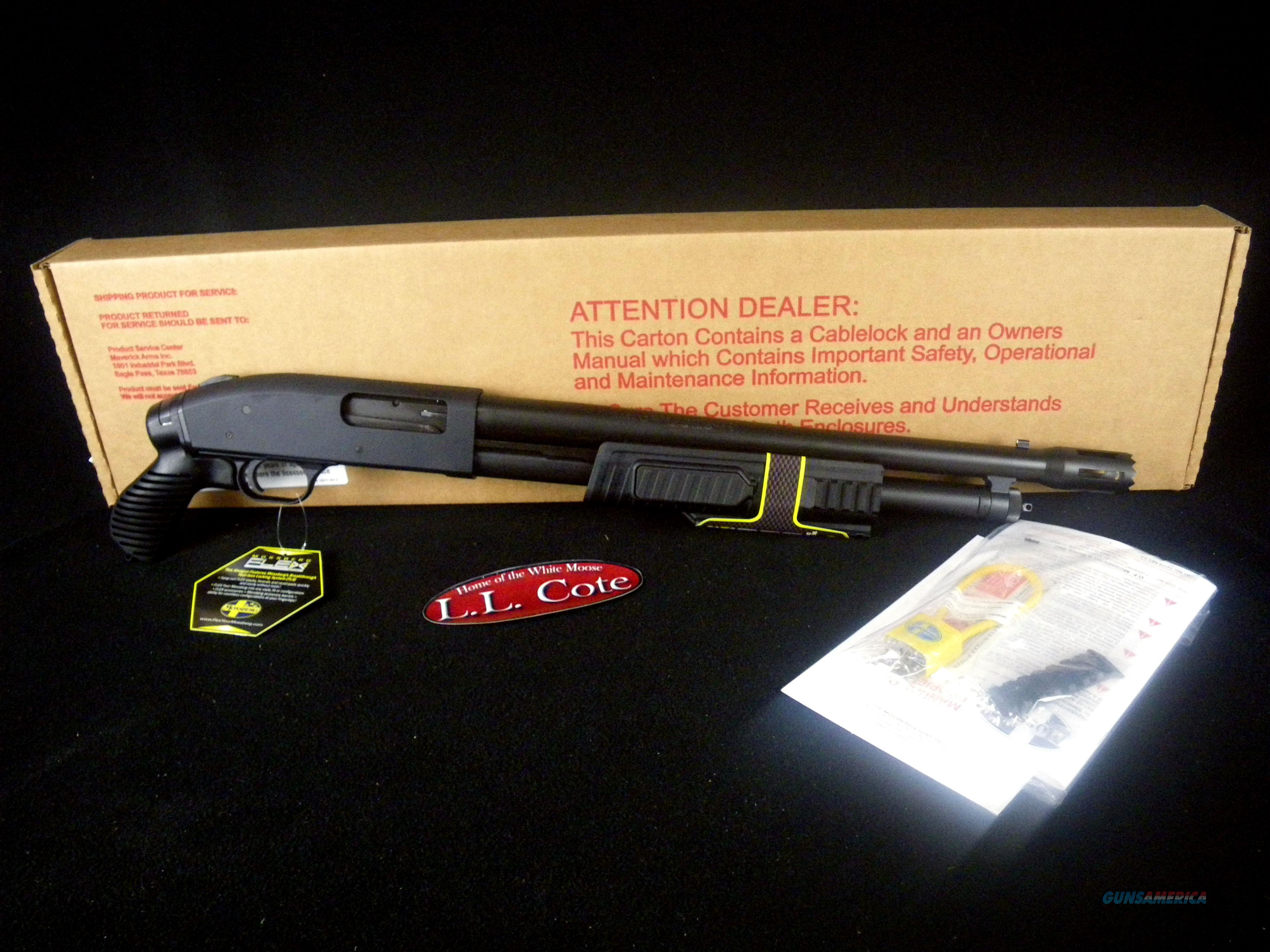 "Mossberg Flex 500 Tactical 12ga 18.5"" NEW 3"" 50673  Guns > Shotguns > Mossberg Shotguns > Pump > Sporting"