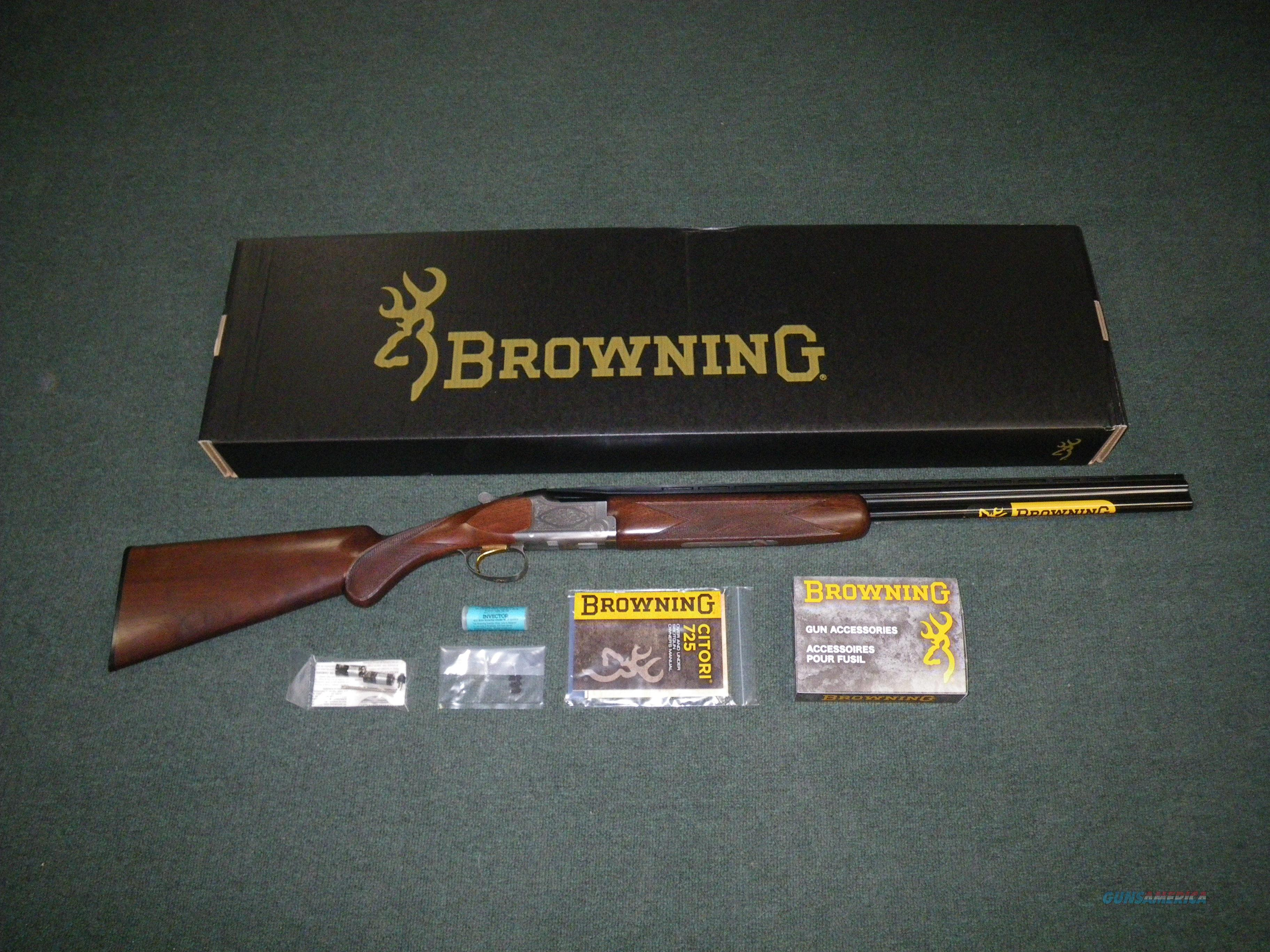 "Browning Citori White Lightning .410ga 26"" 3"" NEW #013462914  Guns > Shotguns > Browning Shotguns > Over Unders > Citori > Hunting"