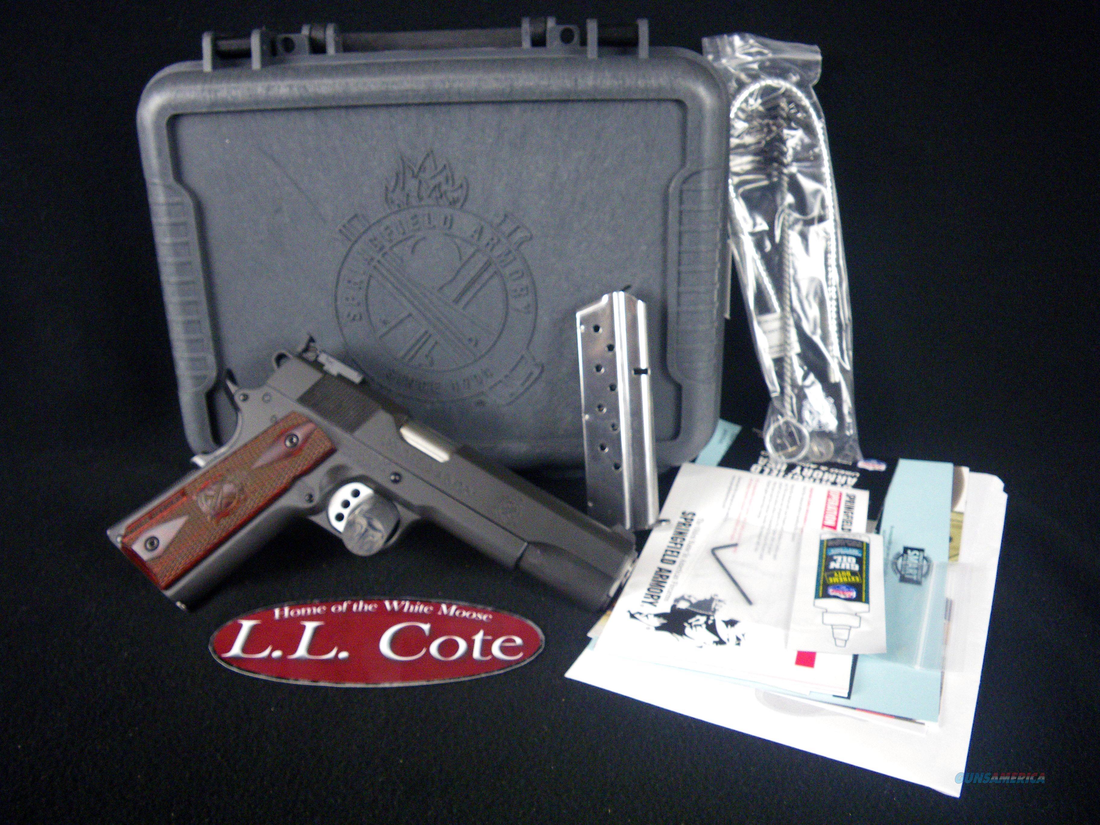 "Springfield 1911 Range Officer 9mm 5"" NEW PI9129L  Guns > Pistols > Springfield Armory Pistols > 1911 Type"