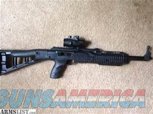 HI-POINT 9MM CARBINE W/RED DOT   Guns > Rifles > Hi Point Rifles