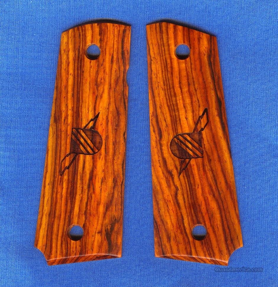 THUNDER RANCH Cocobolo 1911 (Slimline) Grips  Non-Guns > Gun Parts > Grips > 1911