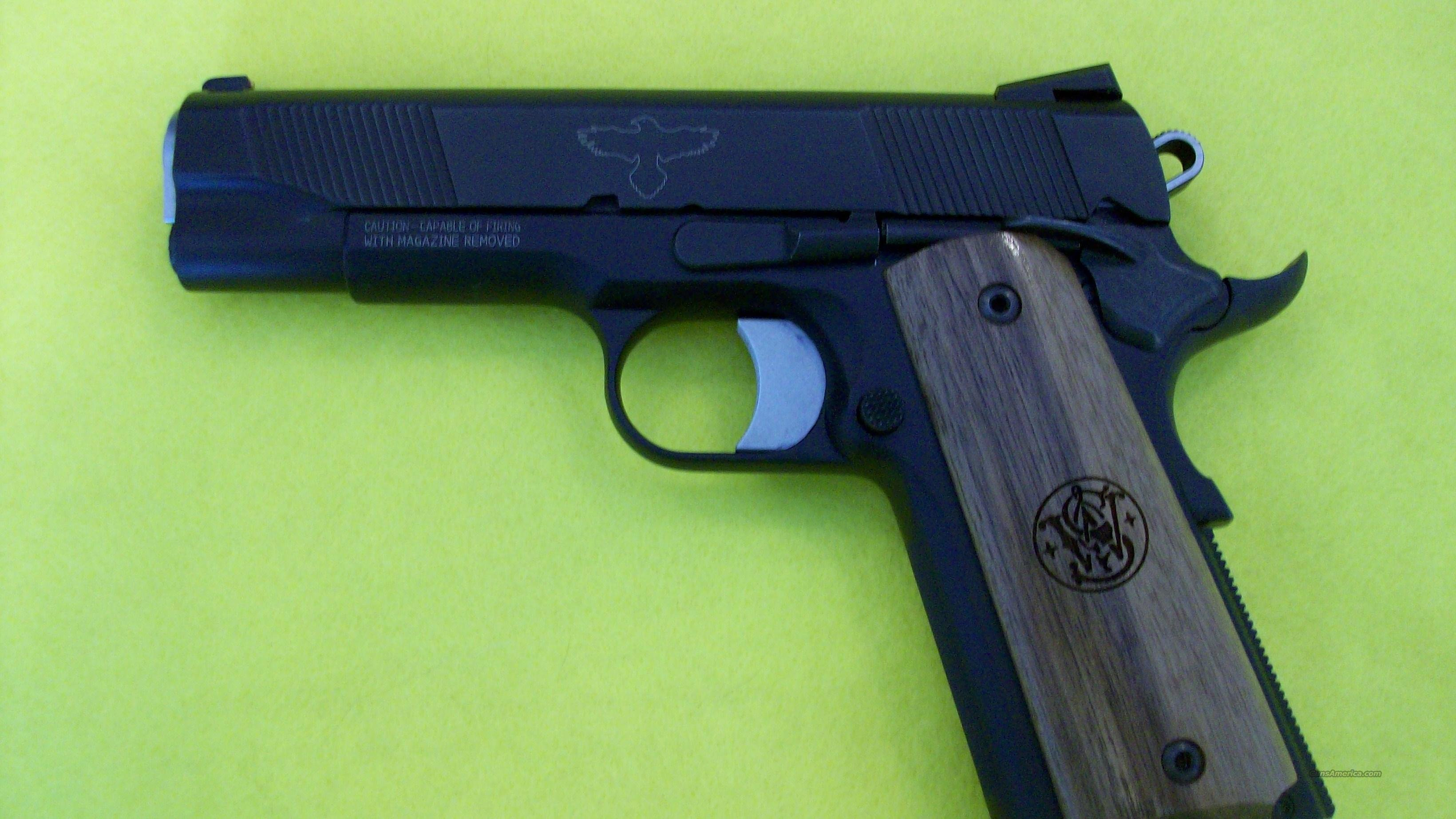 SMITH AND WESSON GUNSITE 1911 PD  Guns > Pistols > Smith & Wesson Pistols - Autos > Alloy Frame