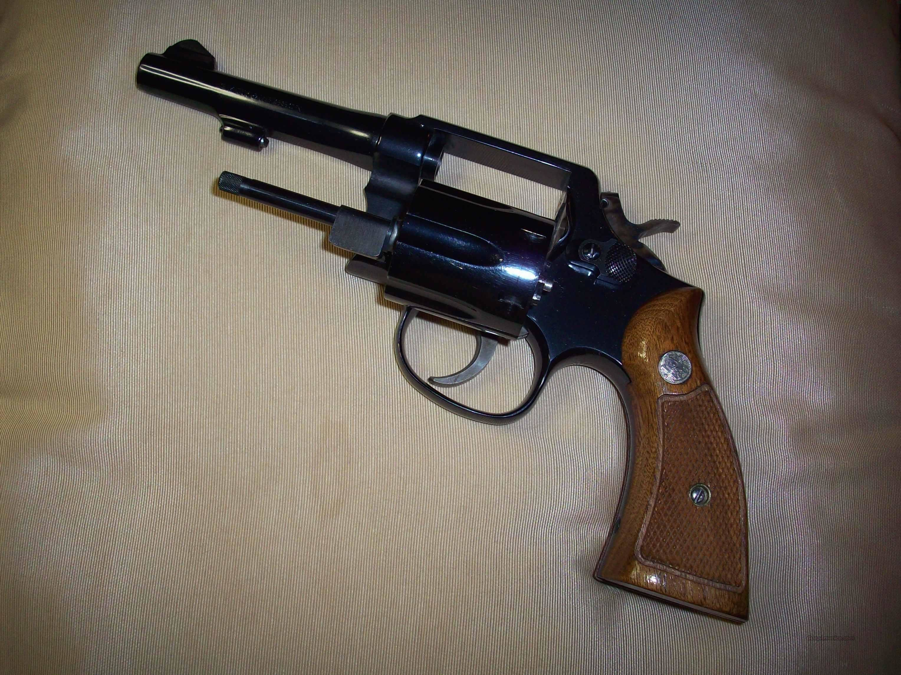 "Smith & Wesson Model 10-5 38 spc. ""Unfired New In Box""  Guns > Pistols > Smith & Wesson Revolvers > Model 10"