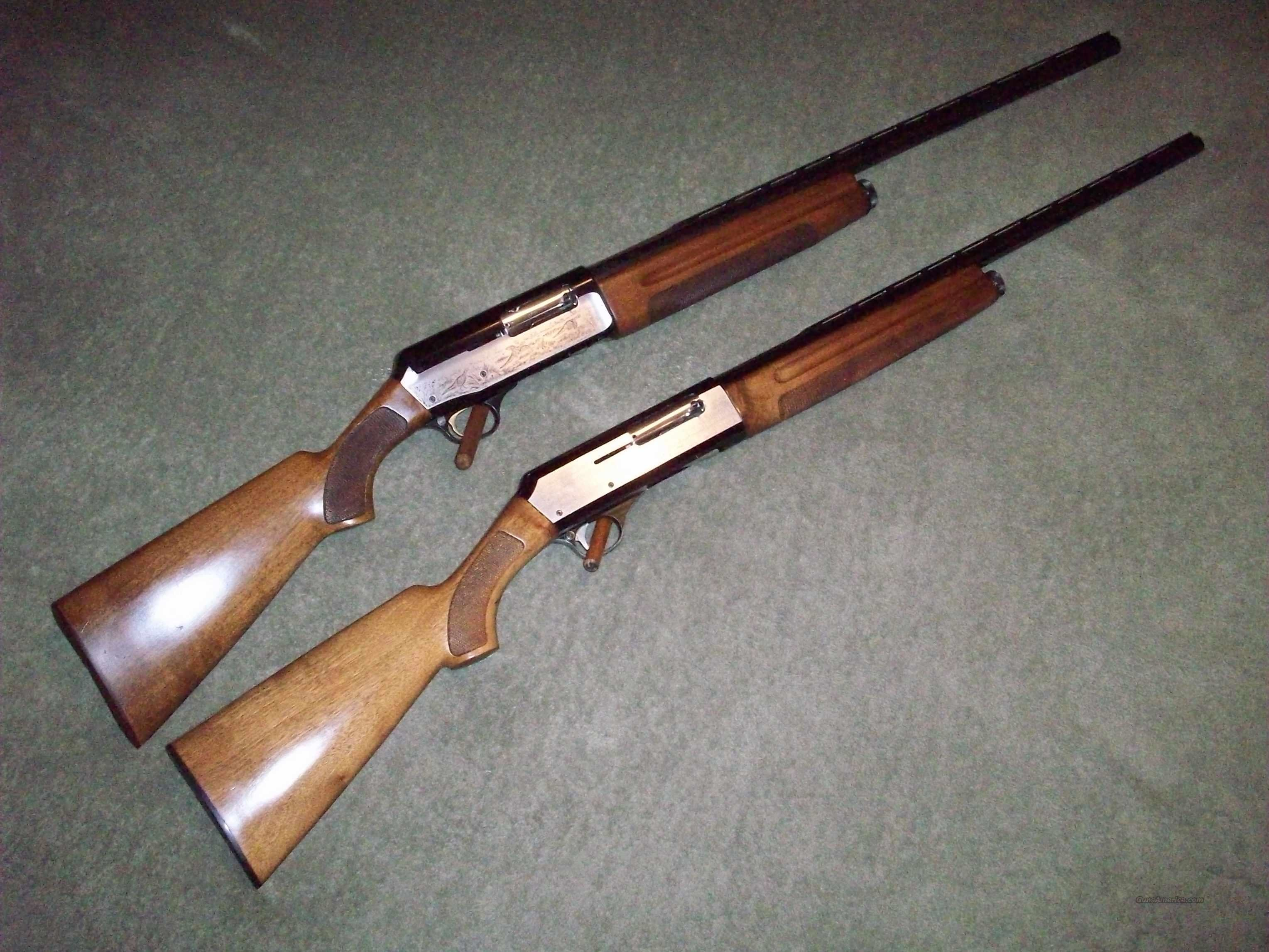 Pair of Luigi Franchi Auto's 20ga & 12ga Reduced!  Guns > Shotguns > Franchi Shotguns > Auto/Pump > Trap/Skeet