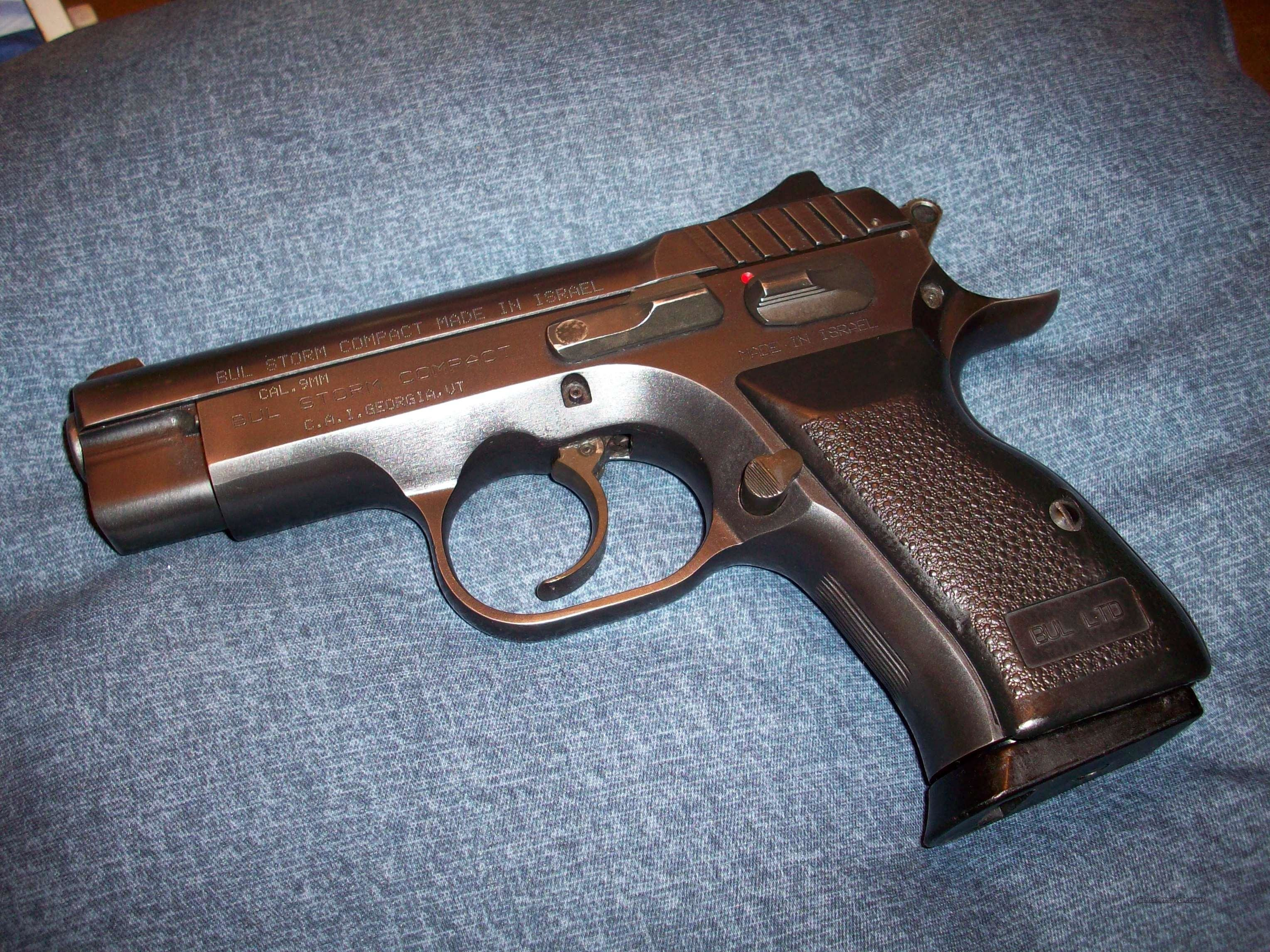 Bul Storm Compact RARE 1 of 300 Made  Guns > Pistols > B Misc Pistols