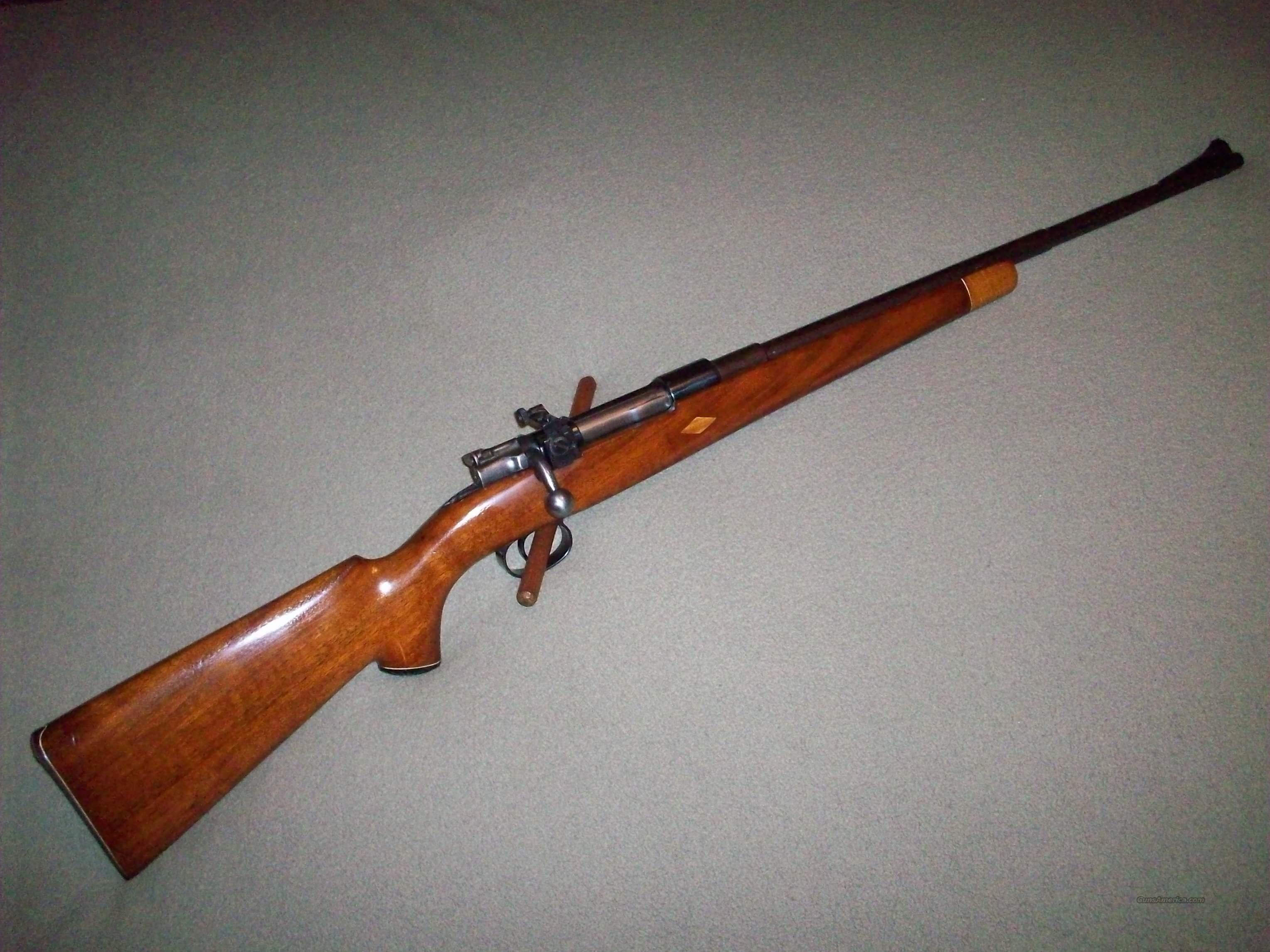 Mauser Sporter 7x57 Model 1893 Mfg. Berlin Germany   Guns > Rifles > Mauser Rifles > Spanish