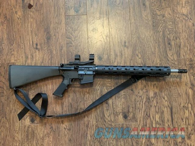 Custom AR-15 With Premium Components   Guns > Rifles > AR-15 Rifles - Small Manufacturers > Complete Rifle