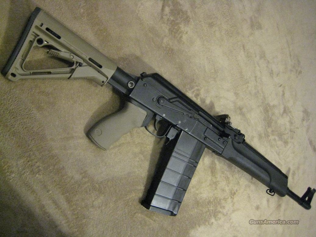 Converted Saiga .308  Guns > Rifles > Saiga Rifles