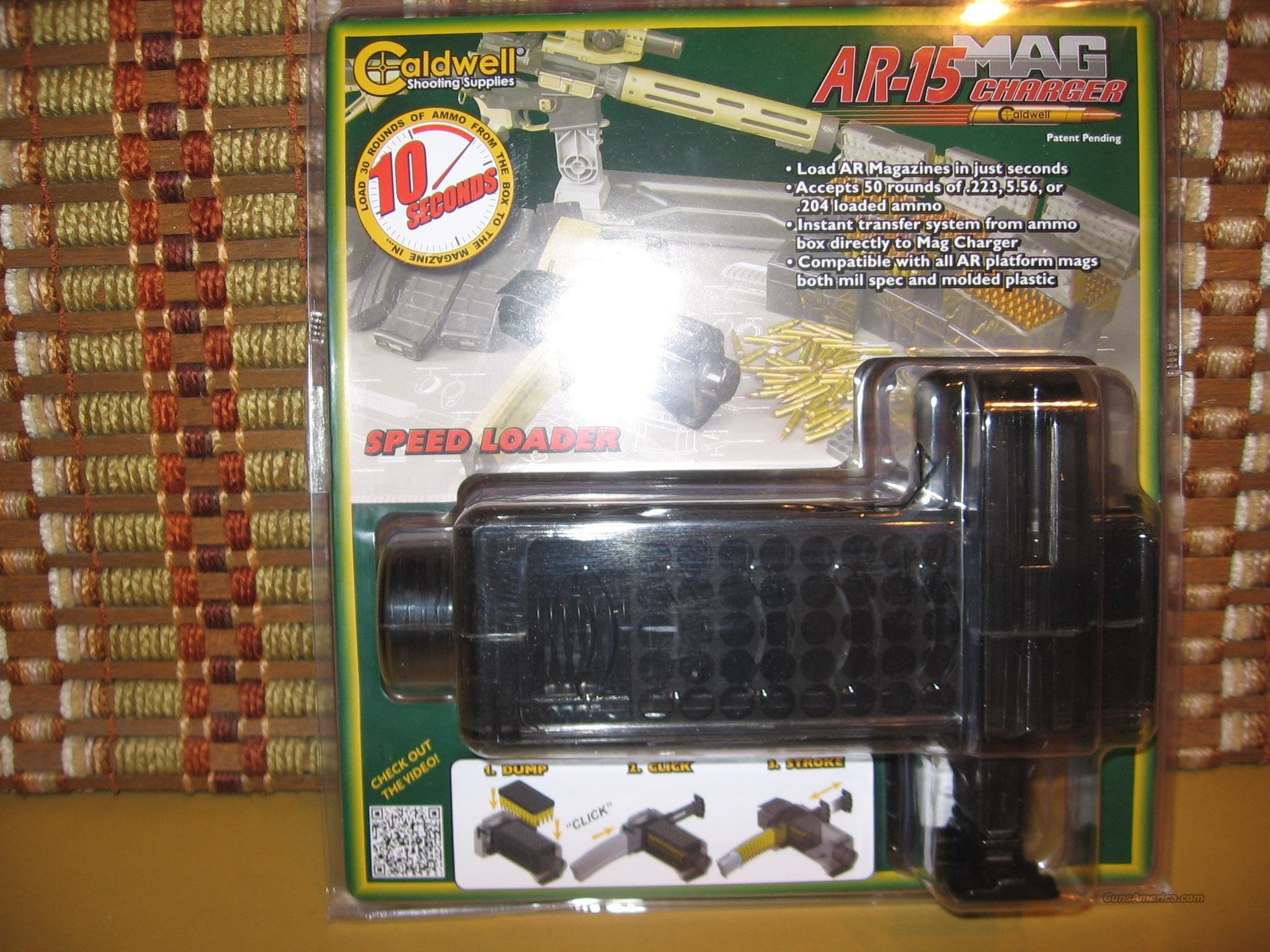 Caldwell AR-15 Mag Charger  Non-Guns > Magazines & Clips > Rifle Magazines > AR-15 Type