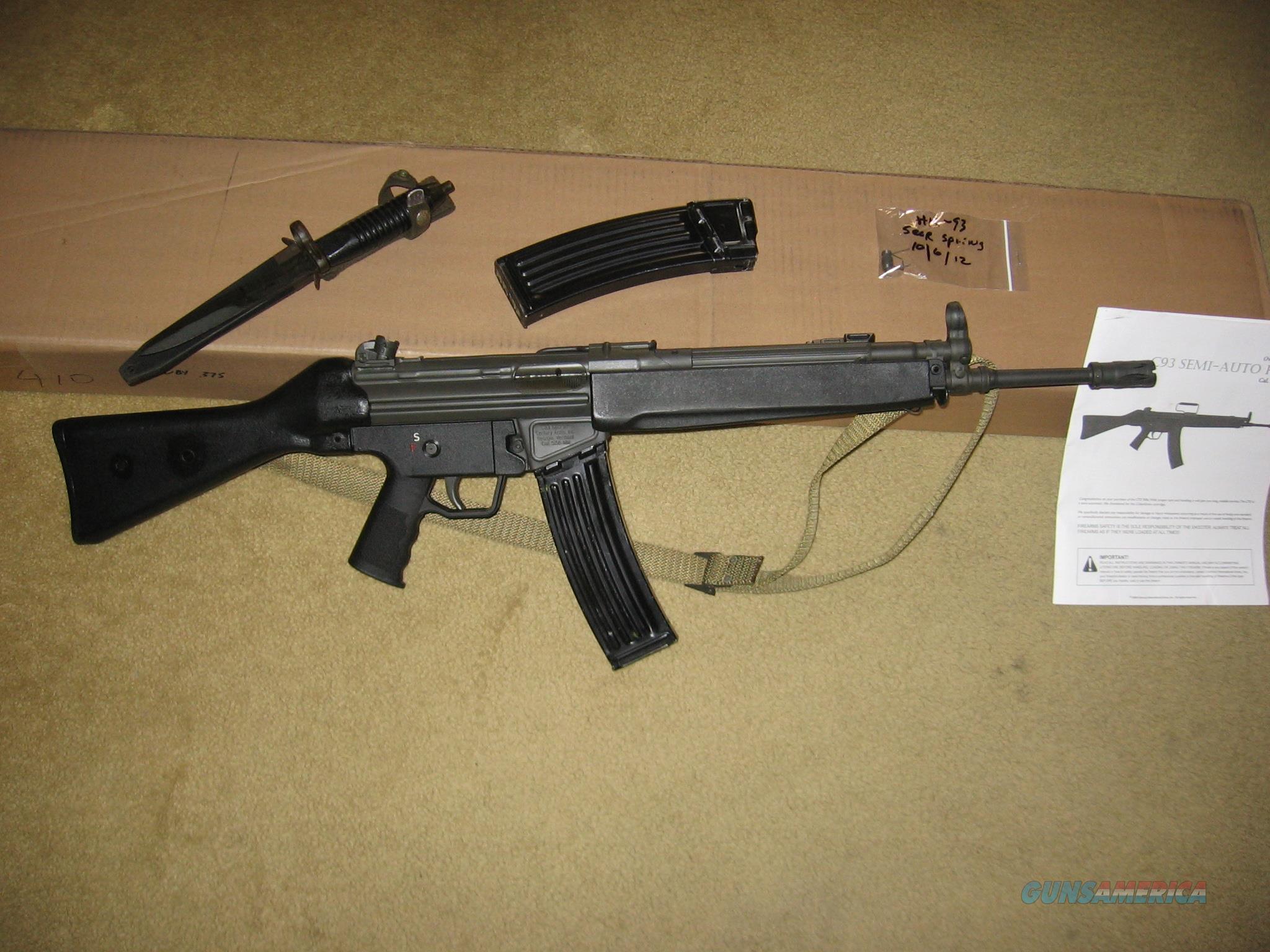 HK clone by CAI  Guns > Rifles > Heckler & Koch Rifles > Tactical