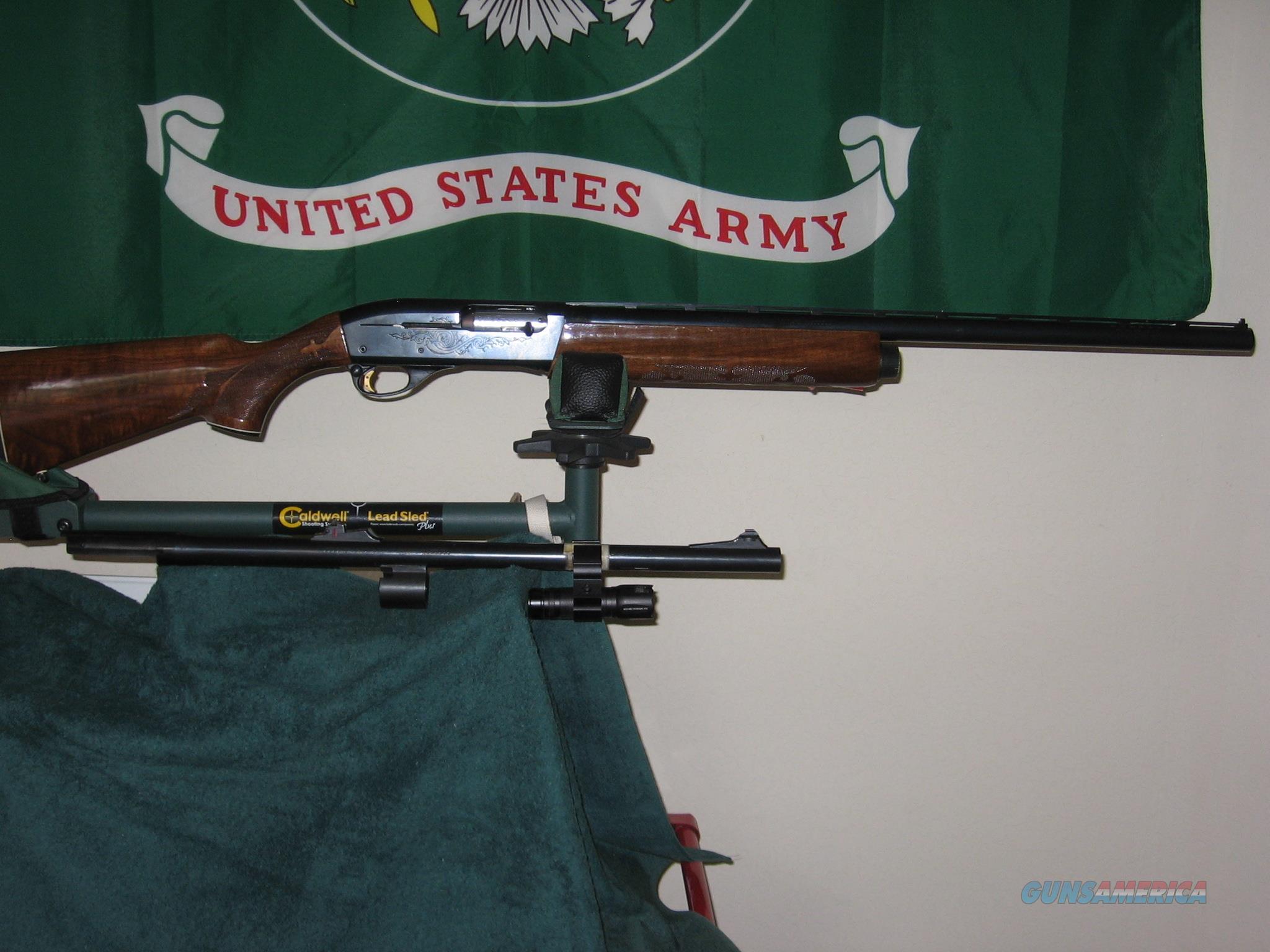 Remington 1100 with ported skeet barrel  Guns > Shotguns > Remington Shotguns  > Autoloaders > Trap/Skeet