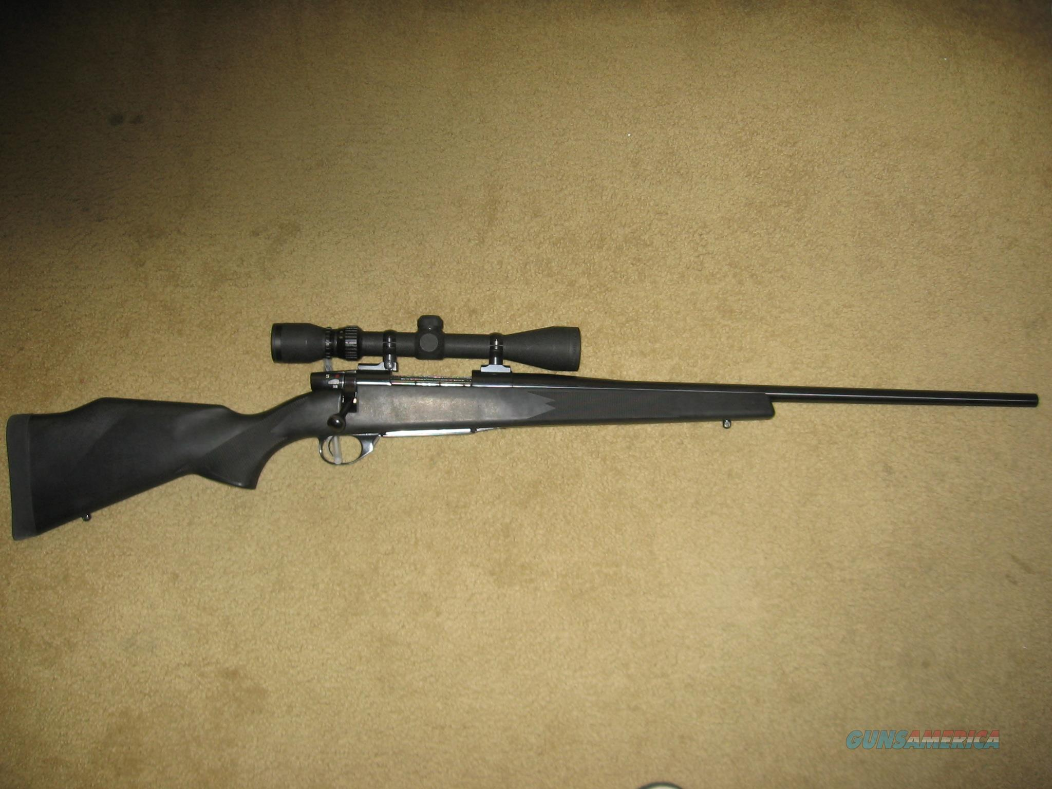 Weatherby Vanguard  .257 Wby Mag  Guns > Rifles > Weatherby Rifles > Sporting