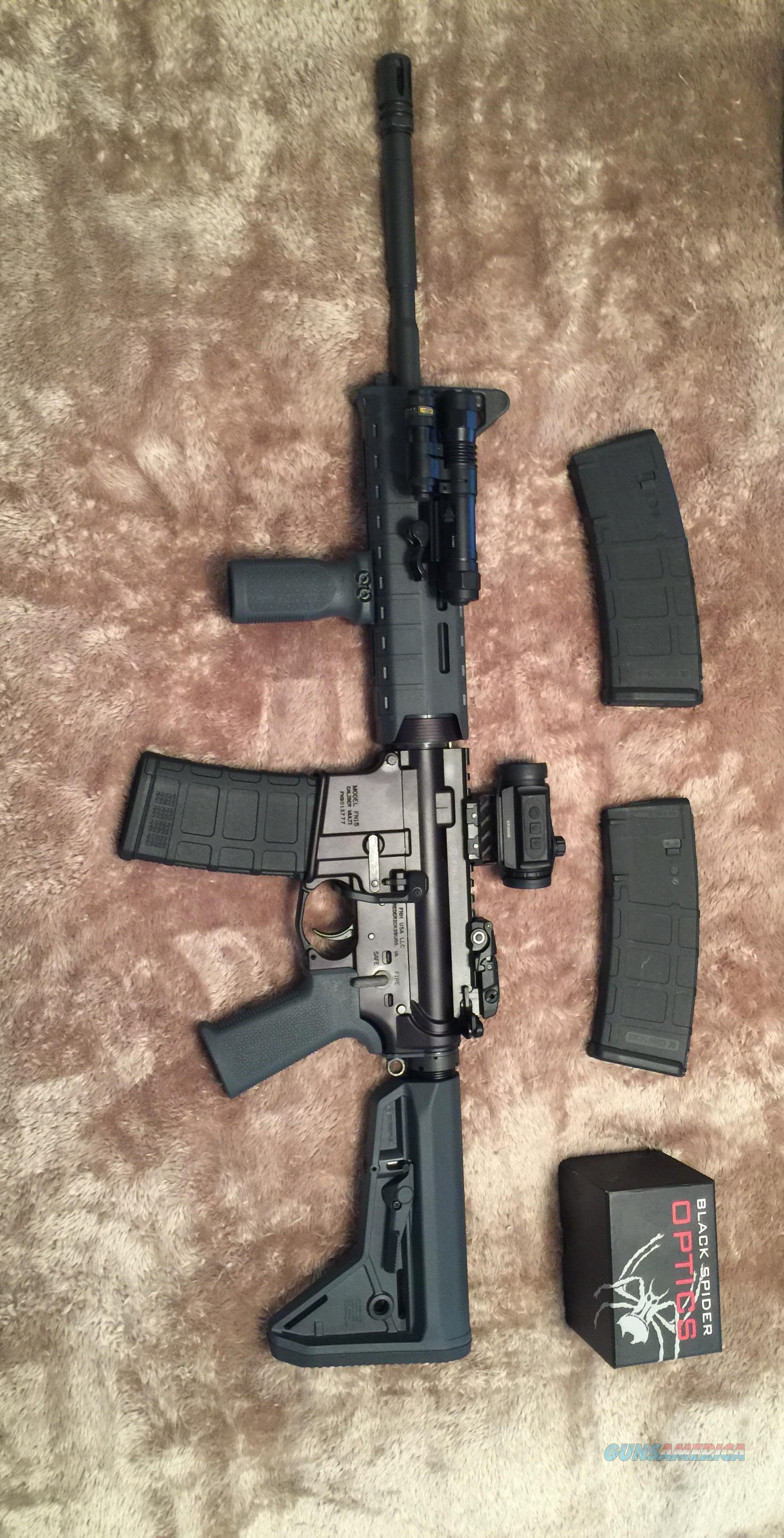 FN FNH FN15 FN-15 Guns > Pistols > FNH - Fabrique Nationale (FN) Rifles > Semi-auto > FN 15