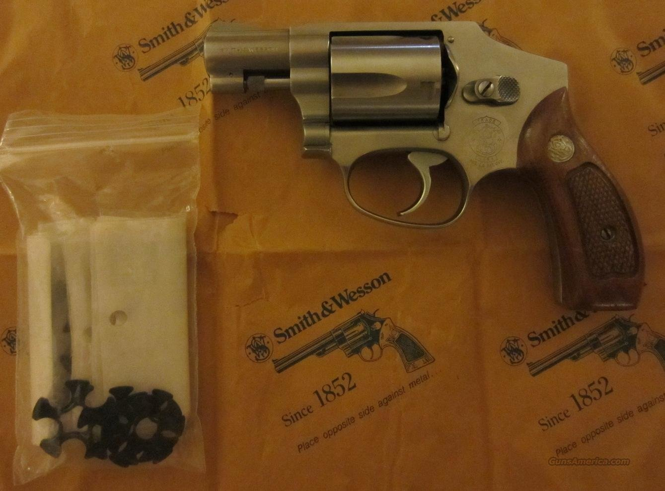 S&W Model 940  Guns > Pistols > Smith & Wesson Revolvers > Full Frame Revolver