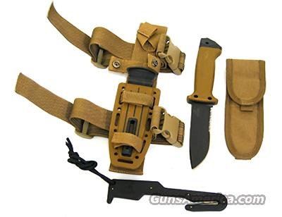 Gerber Blades LMF II ASEK - Coyote Brown  Non-Guns > Knives/Swords > Knives > Fixed Blade > Imported
