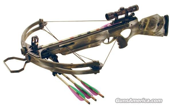 Barnett Revolution Crossbow Package with 4x32 Scope  Non-Guns > Archery > Bows > Crossbows