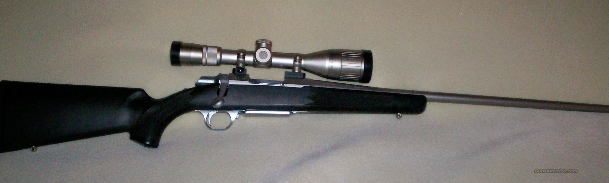 Browning A-Bolt II Stainless Stalker .243WSSM  Guns > Rifles > Browning Rifles > Bolt Action > Hunting > Stainless