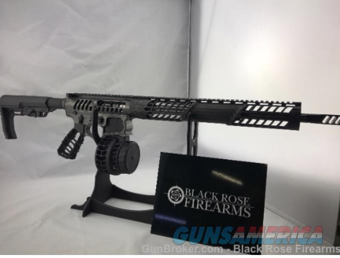 F-1 AR-15 Battle Worn Nickel Boron Custom Build  Guns > Rifles > A Misc Rifles