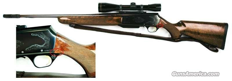 Browning BAR Mark II Safari 7MM w/ BOSS +Scope   Guns > Rifles > Browning Rifles > Bolt Action > Hunting > Blue