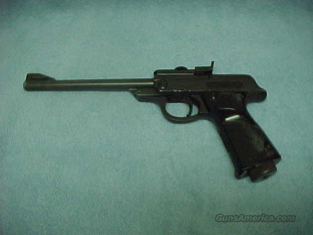 Walther LP53  Model 53  .177 Cal.  Pellet Air Pistol                                   Non-Guns > Air Rifles - Pistols > Single Pump