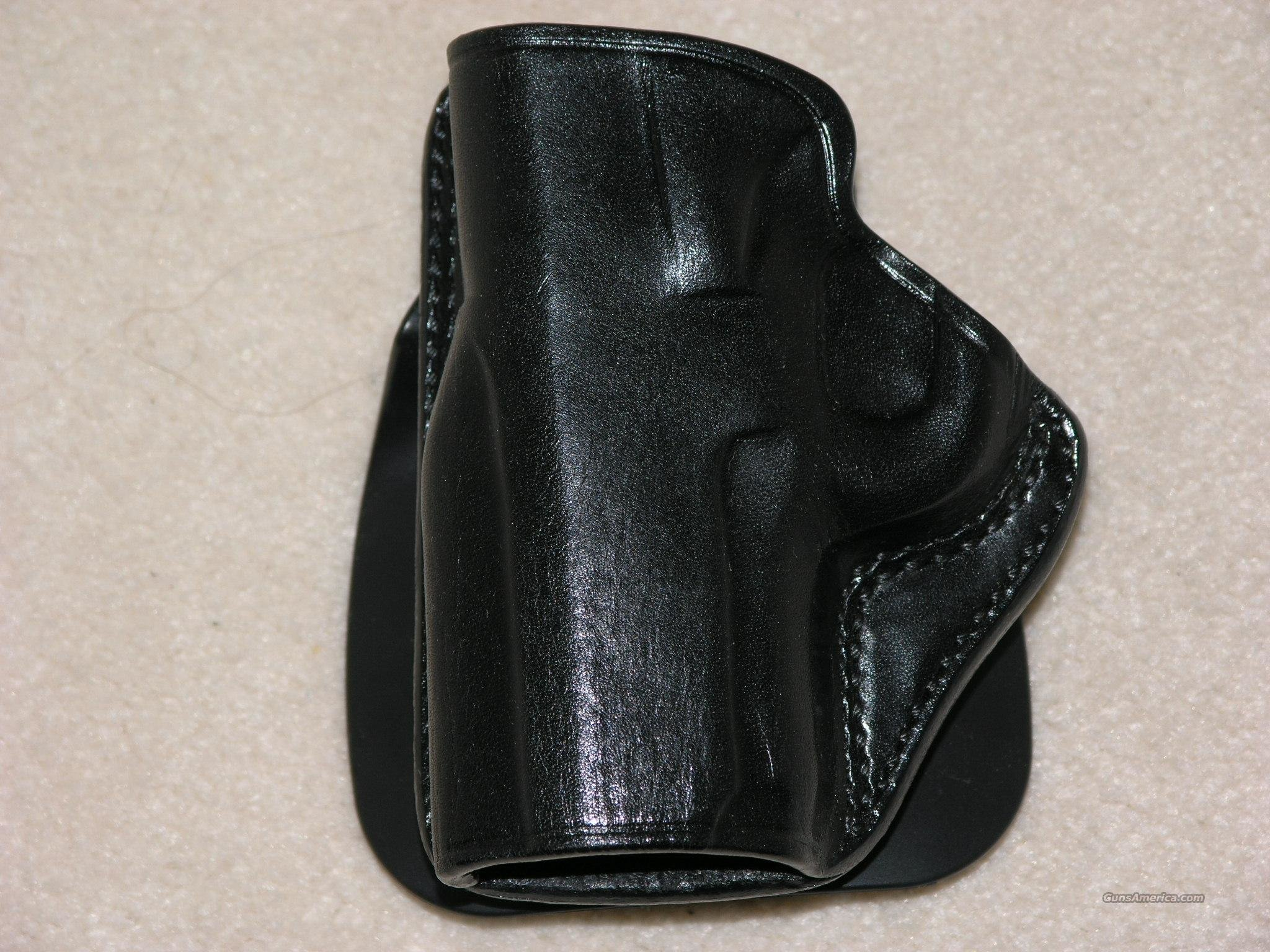 Left-Handed Galco Holster for Colt Defender  Non-Guns > Holsters and Gunleather > Concealed Carry
