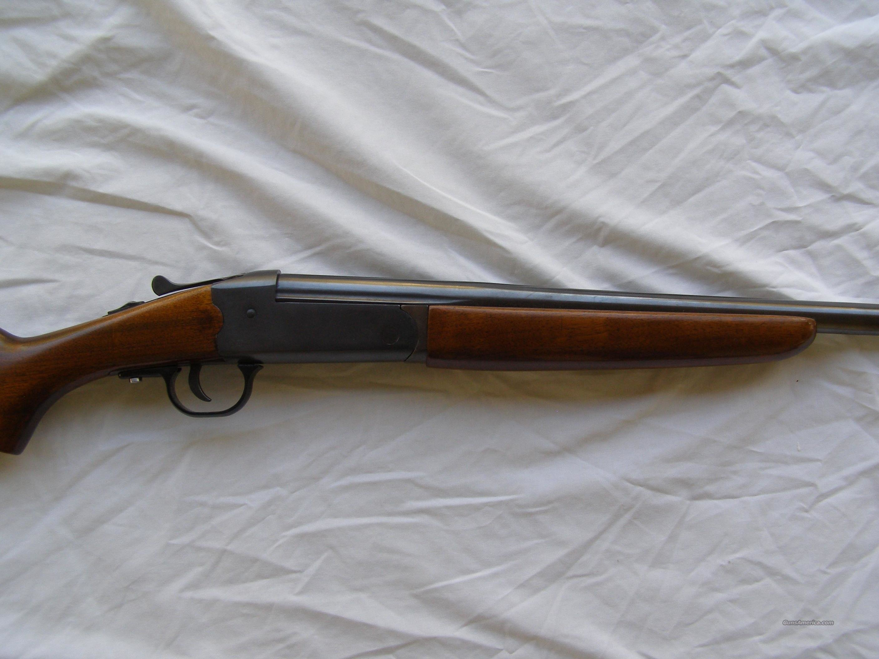Savage Model 220A 28 ga Singlr Shot Shotgun  Guns > Shotguns > Savage Shotguns
