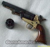 Pietta 44 1851 Navy Black powder Sheriff Marshall  Guns > Pistols > Cowboy Action Pistol Misc.