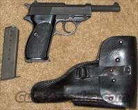 Walther P38 P1 Kal 9mm  Walther Pistols > Post WWII > Large Frame Autos