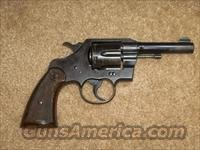 Colt Commando  Guns > Pistols > Colt Double Action Revolvers- Pre-1945