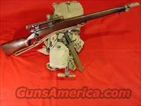 "Remington 1903-A4 ""Sniper"" WWII 1903a4  Guns > Rifles > Military Misc. Rifles US > 1903 Springfield/Variants"