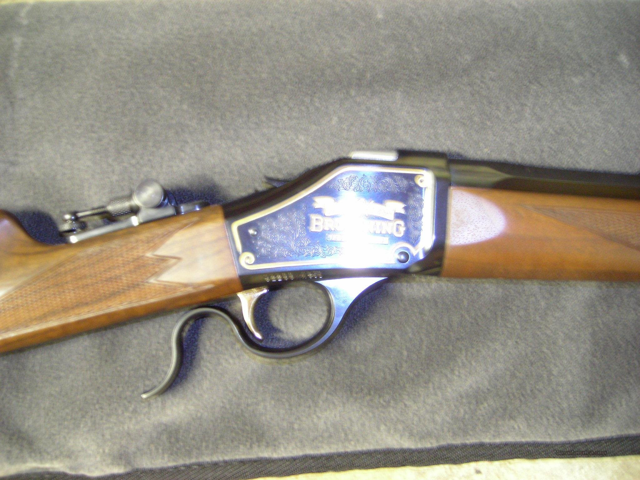 Browning Model 1885 45/70 Special Edition 125 Year Commemorative Rifle  Guns > Rifles > Browning Rifles > Lever Action