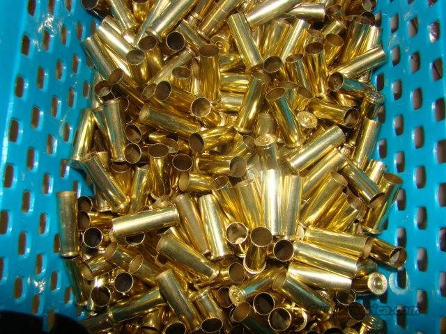 38 Special brass 500 piece lot  Non-Guns > Reloading > Components > Brass