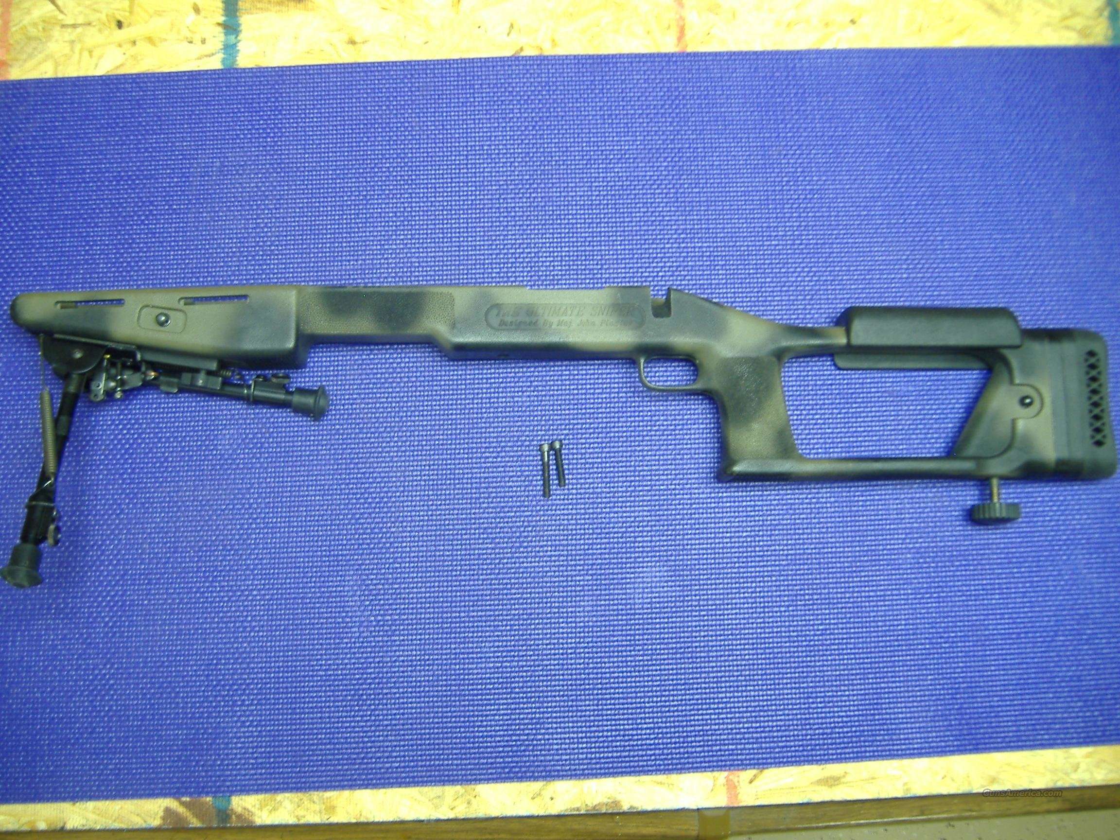 Choate Rem 700 Ultimate Sniper Stock  Non-Guns > Gun Parts > Stocks > Polymer