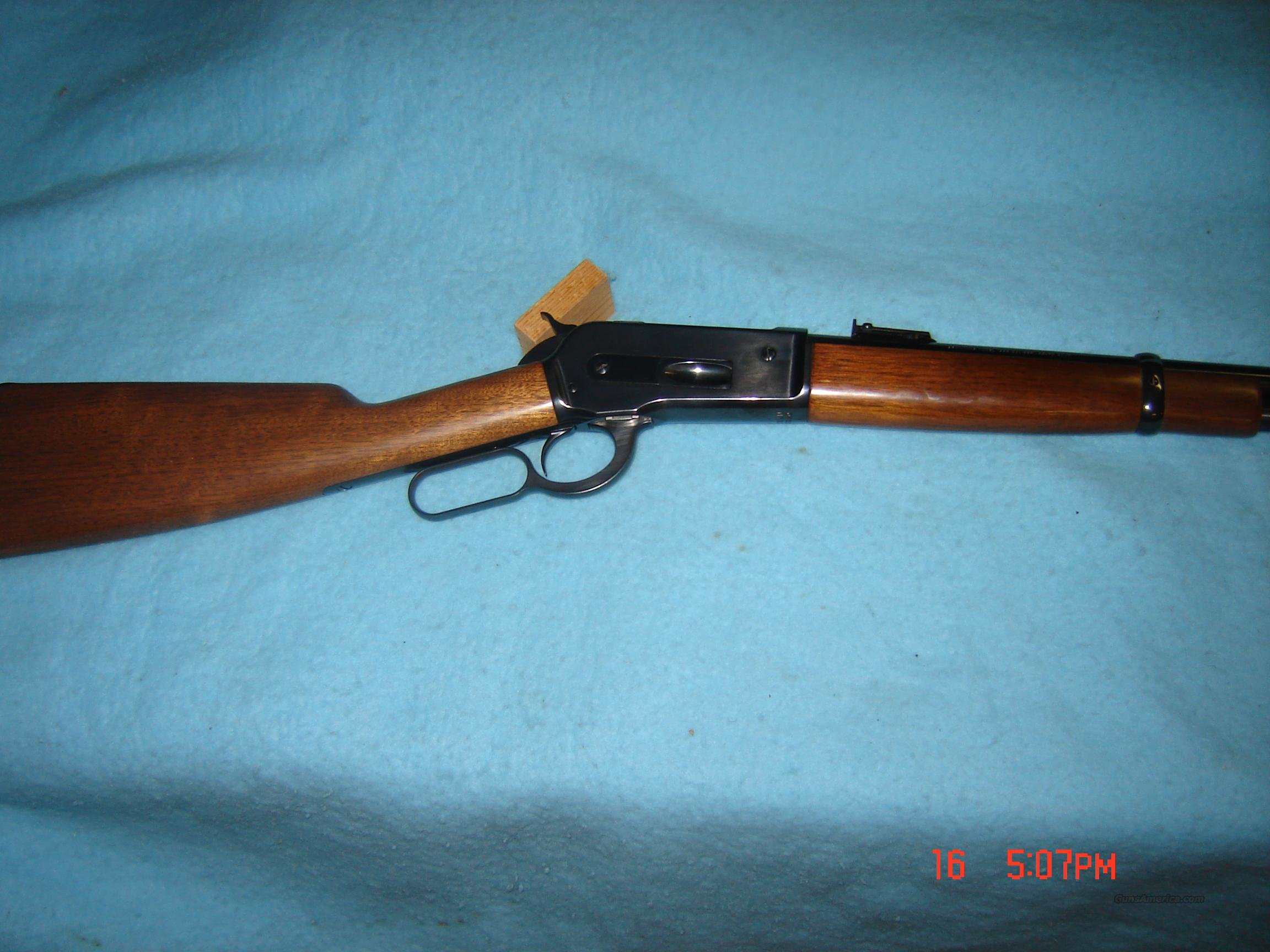 Browning 1886 SRC Grade 1  Guns > Rifles > Browning Rifles > Lever Action