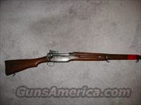 US Model of 1917 Remington Enfield .30-06 Caliber  Guns > Rifles > Enfield Rifle