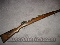 1917 WW1 German Mauser Gewehr 98 8mm  Guns > Rifles > Mauser Rifles > German