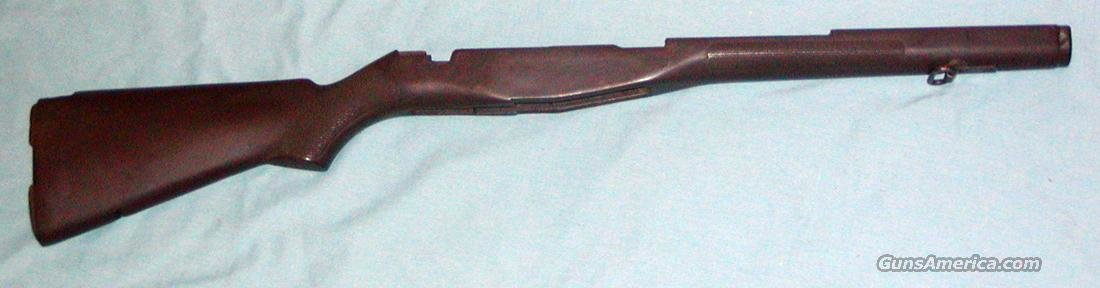 M14 plastic stock  Non-Guns > Gun Parts > Stocks > Polymer
