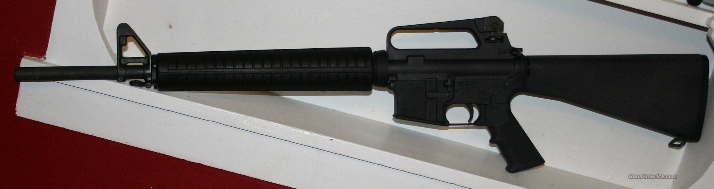 "Colt AR-15 Match Target 20"" heavy bbl .223 rem 5.56mm  Guns > Rifles > Colt Military/Tactical Rifles"