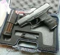 LNIB WALTHER PPQ M2 9MM NAVY SD TACTICAL  Guns > Pistols > Walther Pistols > Post WWII > P99/PPQ