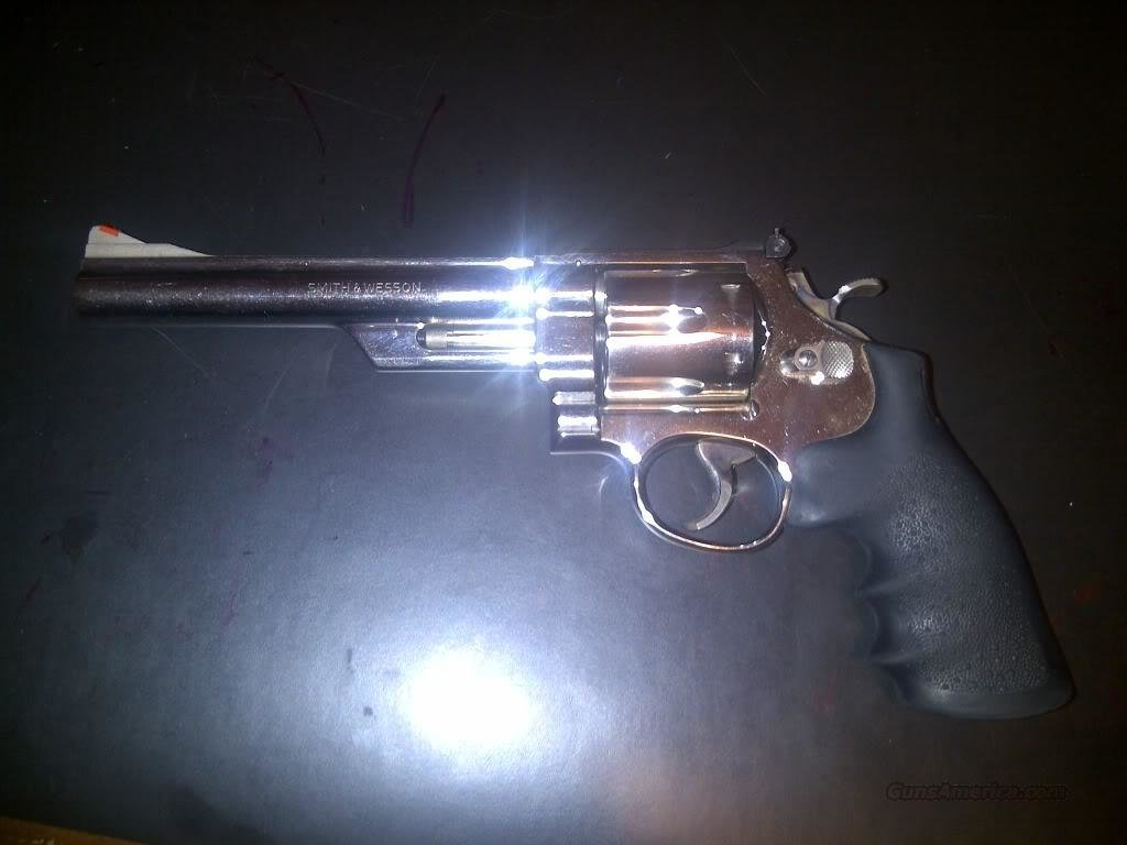 SMITH & WESSON MOD. 29-2  44 MAG.  Guns > Pistols > Smith & Wesson Revolvers > Full Frame Revolver